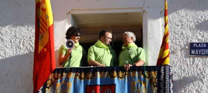 Pregón de Fiestas 2010