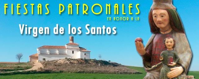 Fiestas Patronales en honor a la Virgen de los Santos 2019