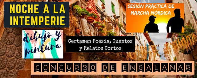 Concursos y actividades IX Semana Cultural