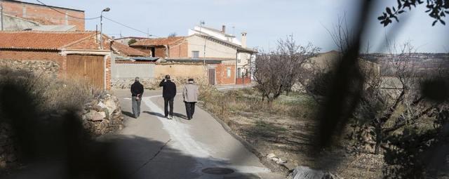 Tres de cada 10 pueblos zaragozanos tienen ya menos de 100 habitantes