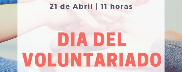 Convocatoria Día del Voluntariado '19