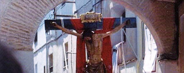 Santo Cristo de la Agonía