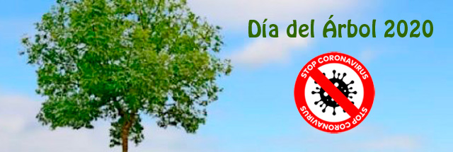 Día del árbol: Actividad suspendida