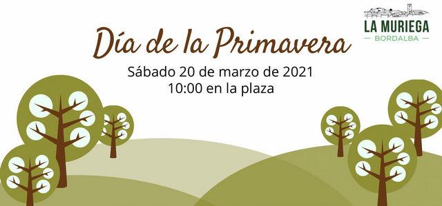 Convocatoria: Día de la primavera 2021